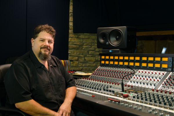 willie nelson studio consala de audio